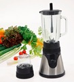 S.S Spice Soybean Milk Glass Stainless Electrical Blender / Rice Blender