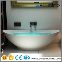 Hotel Project Bathtubs, Short Bath Tub,Size :1880*840*615mm BS-8609