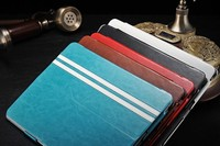Hot Sale High Quality Genuine Leather Tablet PC Cases for i Pad Air