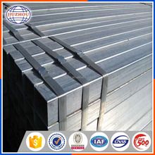 Black Surface Treatment and API Certification Weight of GI Square Steel Pipe