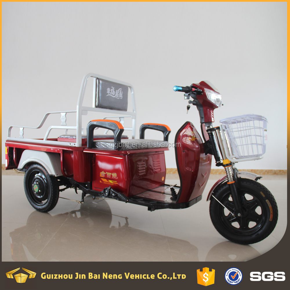 60V 20A-40A three wheeled motorbikes for adults