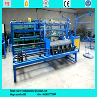 full automatic chain link fence machine manufacturer