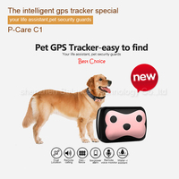 2016 Pet Product Pet Collar GPS Tracker on Android iOS dog collar
