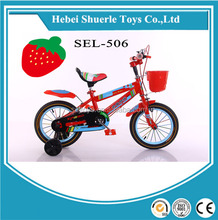 2017 Hot Selling 14 INCH STEEL top quality low price kid BIKE child bicycle MADE IN CHINA hebei for children