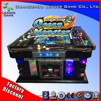 Leader Game IGS Ocean Monster 2 fishing game 6 players arcade machine for sale yuehua software