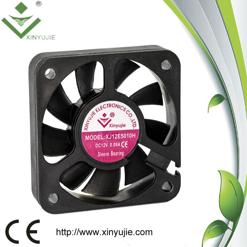 AC cooling fan 50mm fan welding cooling fan volt 5v-24v