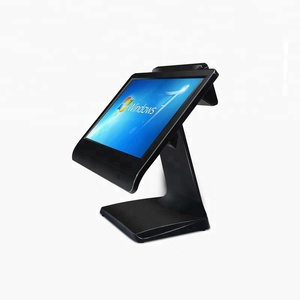 BVSION All in one POS System with true Flat touch screen