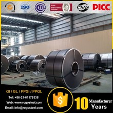 Reliable And Good Factory Price Ms Plate Cold Rolled Steel Plate Sheet Coil Crc With 0.37Mm Thickness