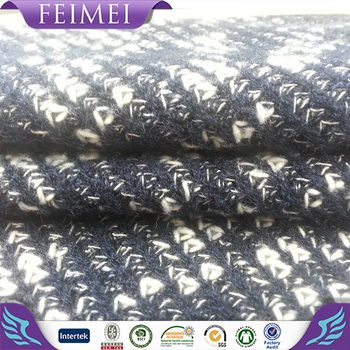 2016 Newest Design Cotton Poly Knit Rib Fabric Wholesale in China