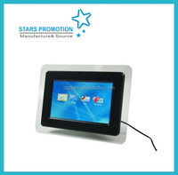 promotional digital photo frame; customized size digital photo frame