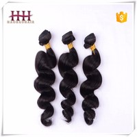 2016 Alibaba Express Virgin 9a grade 100% virgin hair loose wave