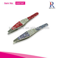 Hot Selling Diamond Precision Tweezers For Personal Care