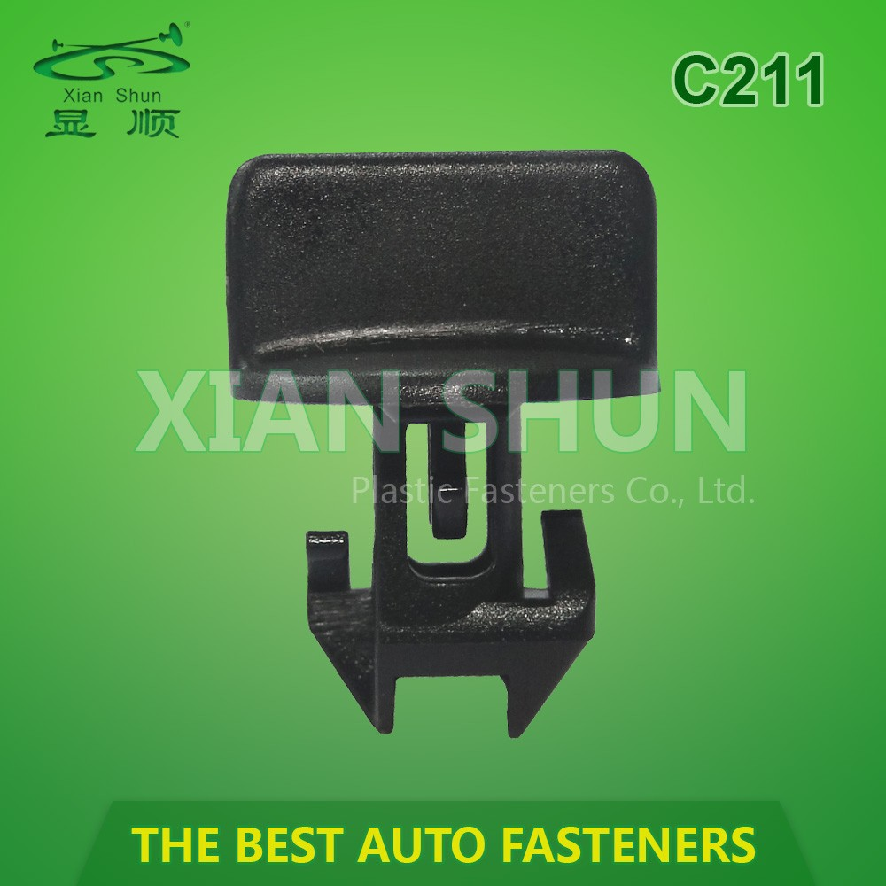 plastic panel fasteners for automotive