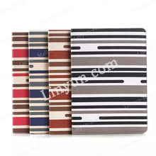 Hot Selling Stand Wallet Flip Leather Case Cover for iPad Air 2 , for iPad Air2 Leather Cover