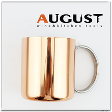 Barware gift set copper Mugs