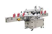 Shanghai manufacturer 502 glue fully automatic labeling machine