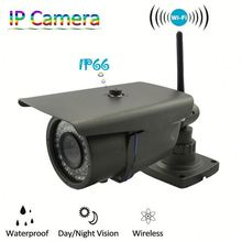 5MP(5 Megapixel) WIFI professional video camera hd with P2P, ONVIF, Low Lux, 4-9mm Varifocal Lens Wire