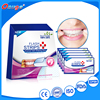 Oral care products 3D whitening teeth strips