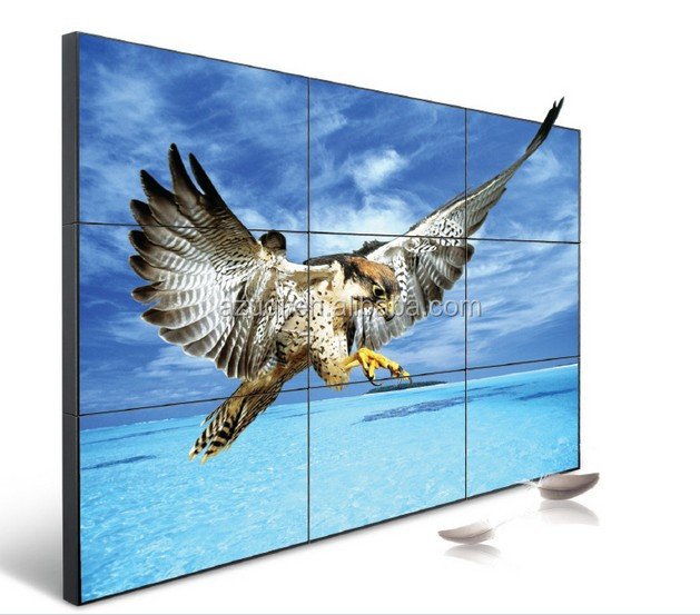 46'' Samsung DID panel splicing video wall lcd