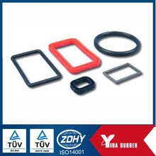 Vulcanized compression epdm rubber gasket, rubber gasket seal, o ring gasket