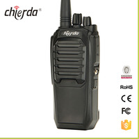 Wireless communication equipment 10km uhf security guard walkie talkie