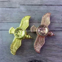 alloy series animal type eagle hand spinner fidget spinner toy metal spinner style