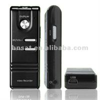 Portable Mini Hidden Camera with Music Player