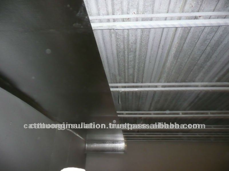 thermal break roof panel bubble insulation sheet/roof panel bubble insulation material