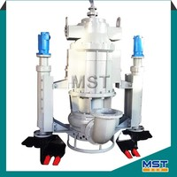 Centrifugal Waterproof Submersible Water Pump with Electric Motor