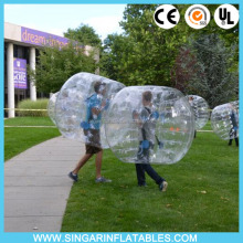 Cheap bubble soccer ball,Human Knocker Ball Bubble Soccer Inflatable Bumper Body Zorb 1.5m Heat Sealed