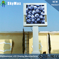 P6 Outdoor SMD Rear Full Color Regular advertising led display/led screen/led panel prices