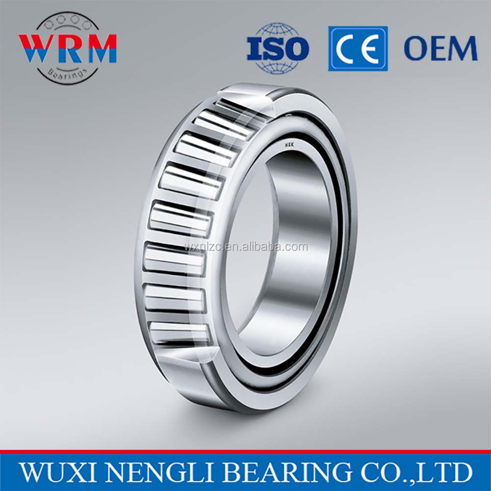Super precision high resistance taper roller bearing 32009 for rolling mill