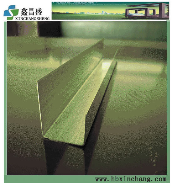 Suspended Ceiling Galvanized Wall Corner Angle