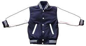 Kids Varsity Letterman Jacket,Children Baseball Jacket - Buy ...