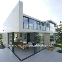 convenient modern prefab container house for sale