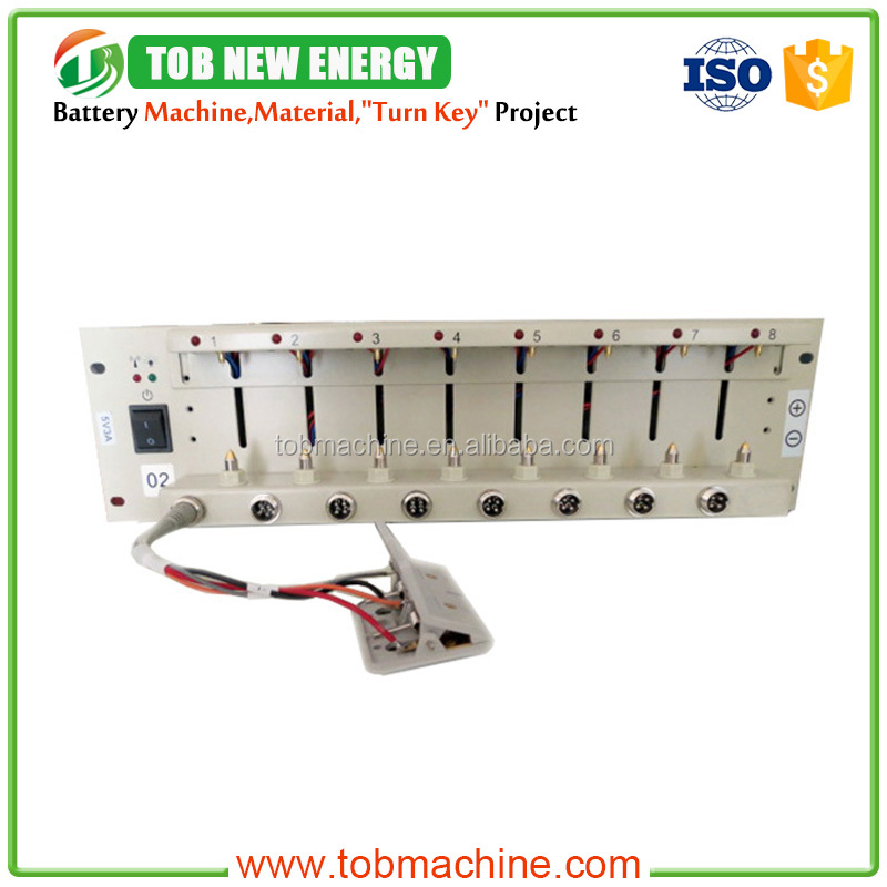 5V3A lithium ion battery charge and discharge/capacity tester