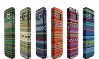 Vintage Retro Aztec Tribal Pattern Hard Case Cover For Samsung Galaxy S6, Wholesale