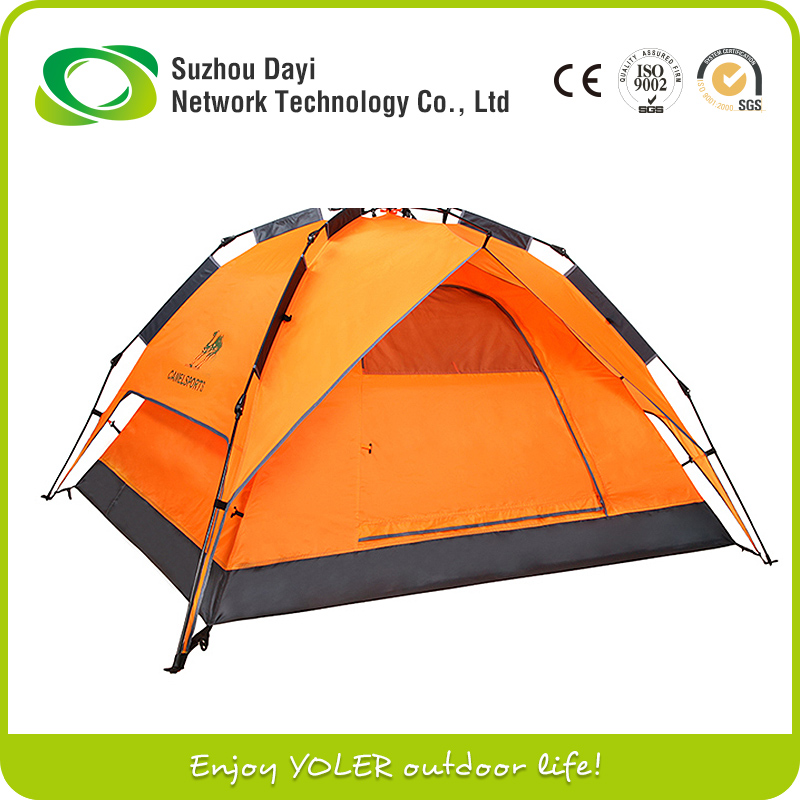 Yoler Wholesale Tent Automatic Open Travelling Camping Tent