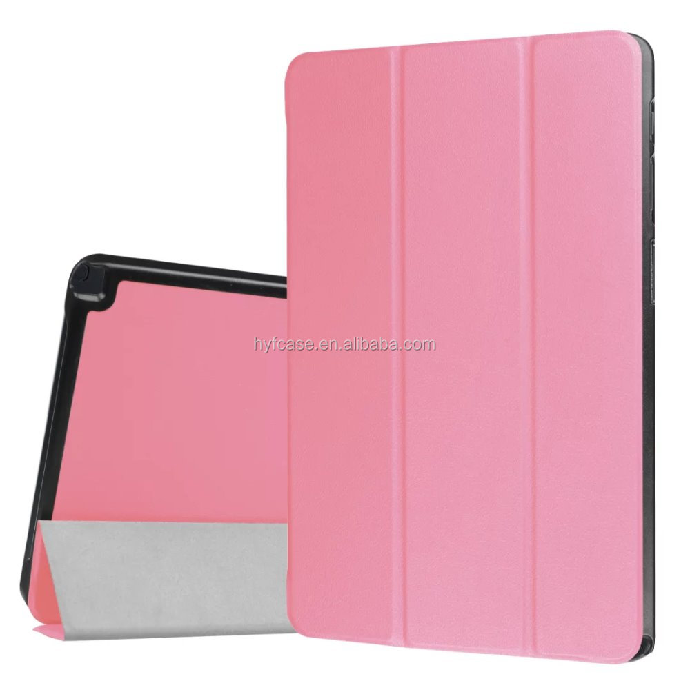 PU leather stand smart cover case for Samsung Galaxy Tab A 10.1 P580/P585 Tablet