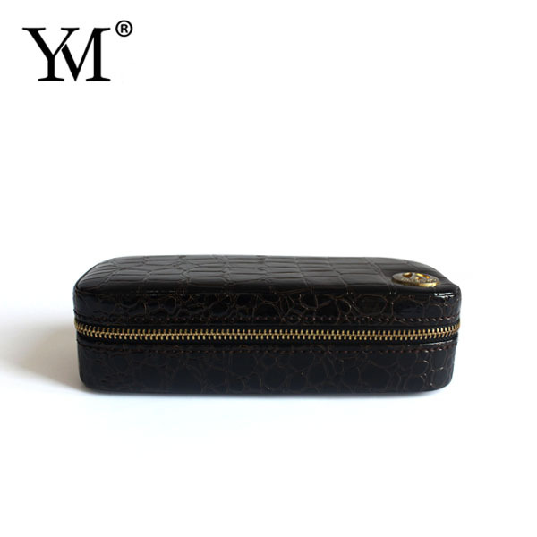 2015 Wholesale fashional customized beauty leather professional make up case