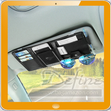 Multipurpose Car Sun Visor Organizer Auto Interior Accessories Pocket