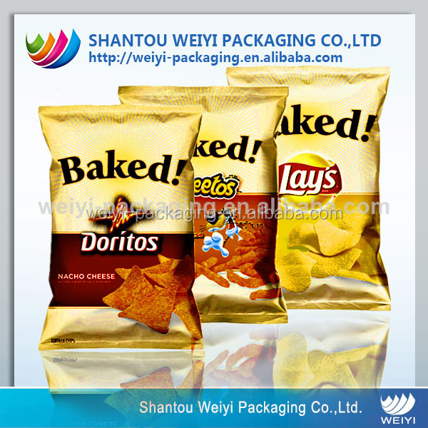 manufacture custom self heating snack plastic food packaging