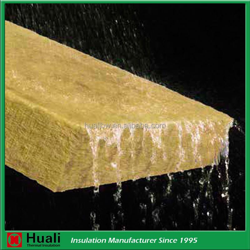 Minerale rotolo lana di roccia coperta isolamento termico for Mineral fiber blanket insulation