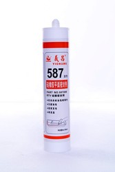 RTV silicon sealant for sealing flange
