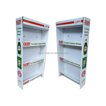 Hooks Cardboard Peg Hook Stands Supermarkets Shelf Stand Supermarket Advertising Store Paper Display Shenzhen For With In