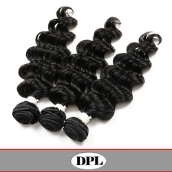 cheap 7A deep wave 100% unprocessed malaysian vrigin remy human hair weaving wholesale