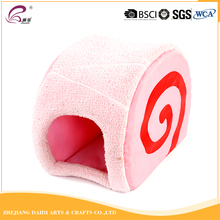 Factory outlet and Professional wholesale pink luxury dog house for puppy