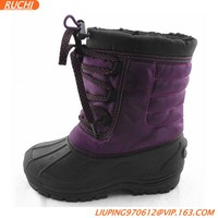 Children's Cheap Snow Boots Kids Casual Winter Short Boots