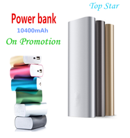 NEW External Battery for xiaomi power bank charger portable 10400mAh power bank Charger Universal for Smartphones