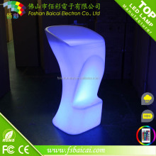 Lithium battery Rechargable LED wholesale party event furniture lounge furniture indoor